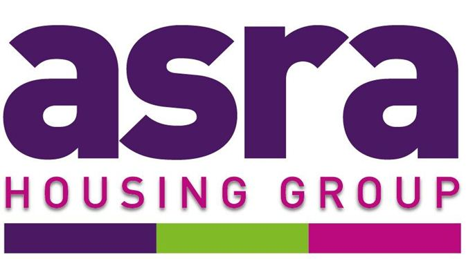 asra Housing Group Logo