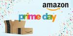 Image of Amazon Prime Day Logo