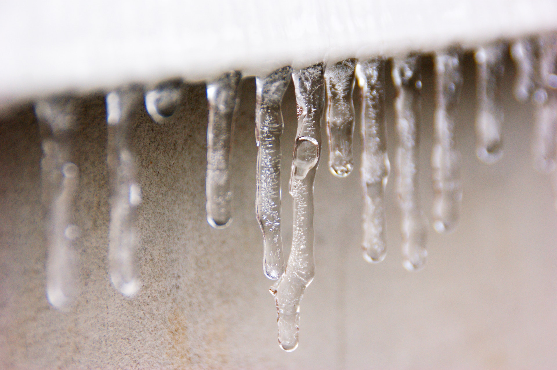 Picture of icicles
